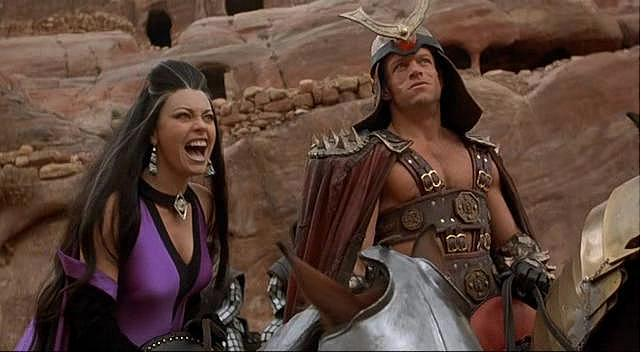 Mortal Kombat Annihilation The Very Abridged Script The